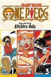 bokomslag One Piece:  East Blue 1-2-3, Vol. 1 (Omnibus Edition)