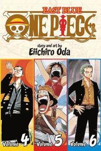 bokomslag One Piece:  East Blue 4-5-6, Vol. 2 (Omnibus Edition)
