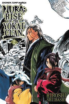 bokomslag Nura: rise of the yokai clan, vol. 2