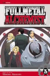 bokomslag Fullmetal Alchemist, Vol. 26