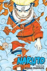 bokomslag Naruto (3-in-1 Edition), Vol. 1
