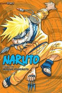 bokomslag Naruto (3-in-1 edition), vol. 2 - includes vols. 4, 5 & 6