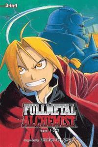 bokomslag Fullmetal Alchemist (3-in-1 Edition), Vol. 1