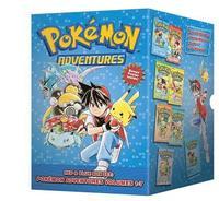 bokomslag Pokemon Adventures Red &; Blue Box Set (Set Includes Vols. 1-7)