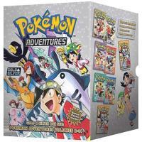 bokomslag Pokémon Adventures Gold & Silver Box Set (Set Includes Vol. 8-14)