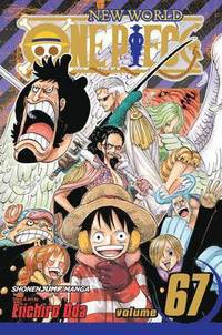 bokomslag One piece 67