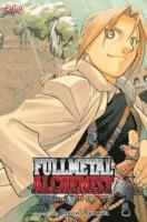 bokomslag Fullmetal Alchemist (3-in-1 Edition), Vol. 4