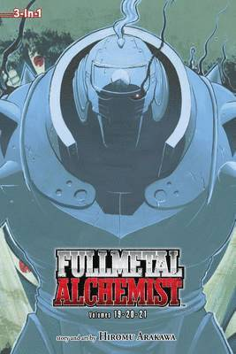 bokomslag Fullmetal Alchemist (3-in-1 Edition), Vol. 7