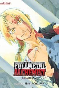 bokomslag Fullmetal Alchemist (3-in-1 Edition), Vol. 9