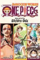 bokomslag One Piece: Baroque Works 13-14-15, Vol. 5 (Omnibus Edition)