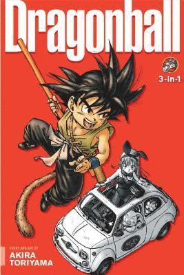 bokomslag Dragon Ball (3-in-1 Edition), Vol. 1