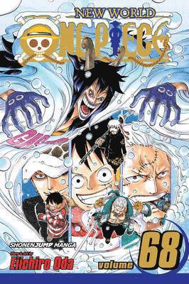 bokomslag One Piece 68