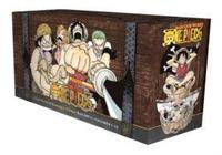 bokomslag One Piece Box Set: East Blue and Baroque Works (Volumes 1-23 with premium)