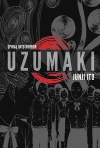 bokomslag Uzumaki (3-in-1, deluxe edition) - includes vols. 1, 2 & 3