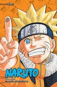 bokomslag Naruto (3-in-1 Edition), Vol. 8