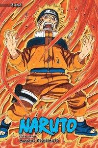 bokomslag Naruto (3-in-1 Edition), Vol. 9