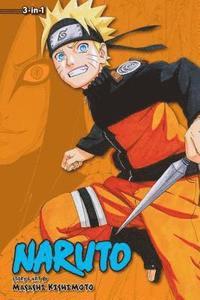 bokomslag Naruto (3-in-1 Edition), Vol. 11