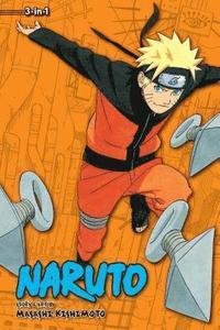 bokomslag Naruto (3-in-1 Edition), Vol. 12