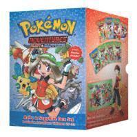 bokomslag Pokemon Adventures Ruby &; Sapphire Box Set