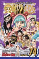 bokomslag One Piece, Vol. 74