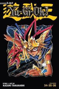 bokomslag Yu-Gi-Oh! (3-in-1 Edition), Vol. 12