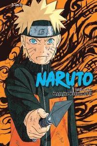 bokomslag Naruto (3-in-1 Edition), Vol. 14