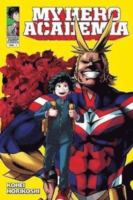 bokomslag My Hero Academia, Vol. 1