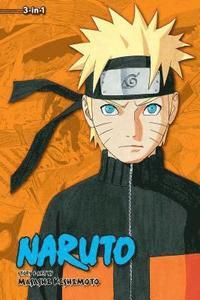 bokomslag Naruto (3-in-1 Edition), Vol. 15