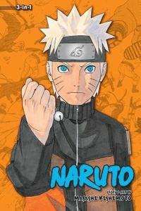 bokomslag Naruto (3-in-1 Edition), Vol. 16