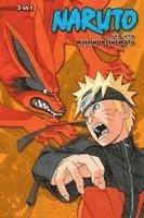 bokomslag Naruto (3-in-1 Edition), Vol. 17