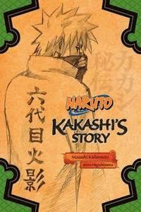 bokomslag Naruto: Kakashi's Story