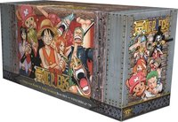 bokomslag One Piece Box Set 3: Thriller Bark to New World, Volumes 47-70