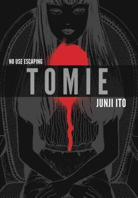 bokomslag Tomie - complete deluxe edition