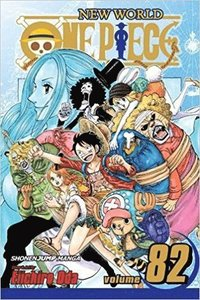 bokomslag One Piece 82
