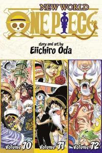 bokomslag One Piece (Omnibus Edition), Vol. 24