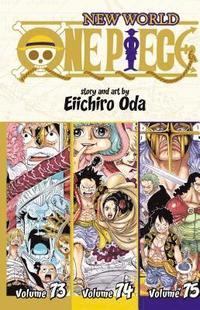 bokomslag One Piece (Omnibus Edition), Vol. 25