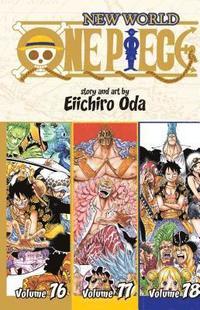 bokomslag One Piece (Omnibus Edition), Vol. 26