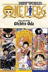 bokomslag One Piece (Omnibus Edition), Vol. 27