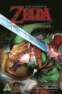 bokomslag The Legend of Zelda: Twilight Princess, Vol. 2