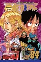 bokomslag One Piece 84