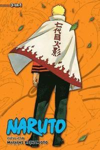 bokomslag Naruto (3-in-1 Edition), Vol. 24