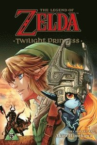 bokomslag The Legend of Zelda: Twilight Princess, Vol. 3