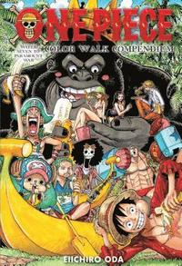 bokomslag One Piece Color Walk Compendium: Water Seven to Paramount War