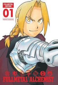 bokomslag Fullmetal Alchemist: Fullmetal Edition, Vol. 1