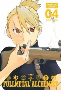 bokomslag Fullmetal Alchemist: Fullmetal Edition, Vol. 4