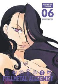 bokomslag Fullmetal Alchemist: Fullmetal Edition, Vol. 6