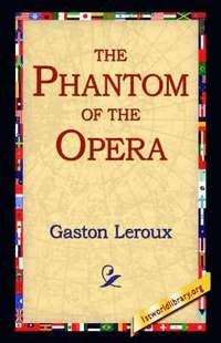 bokomslag The Phantom of the Opera