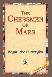 bokomslag The Chessmen of Mars