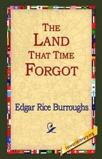 bokomslag The Land That Time Forgot