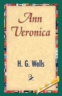 bokomslag Ann Veronica